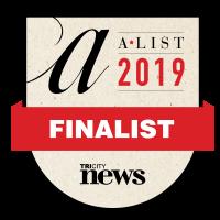a list tricty news finalist 2019 logo