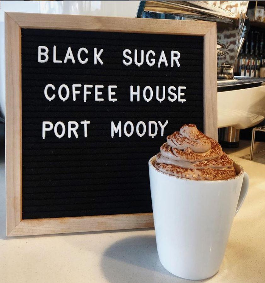 Black Sugar Coffee