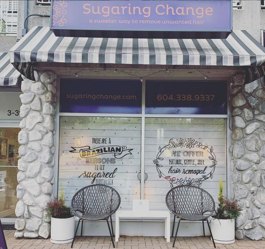 Sugaring Change