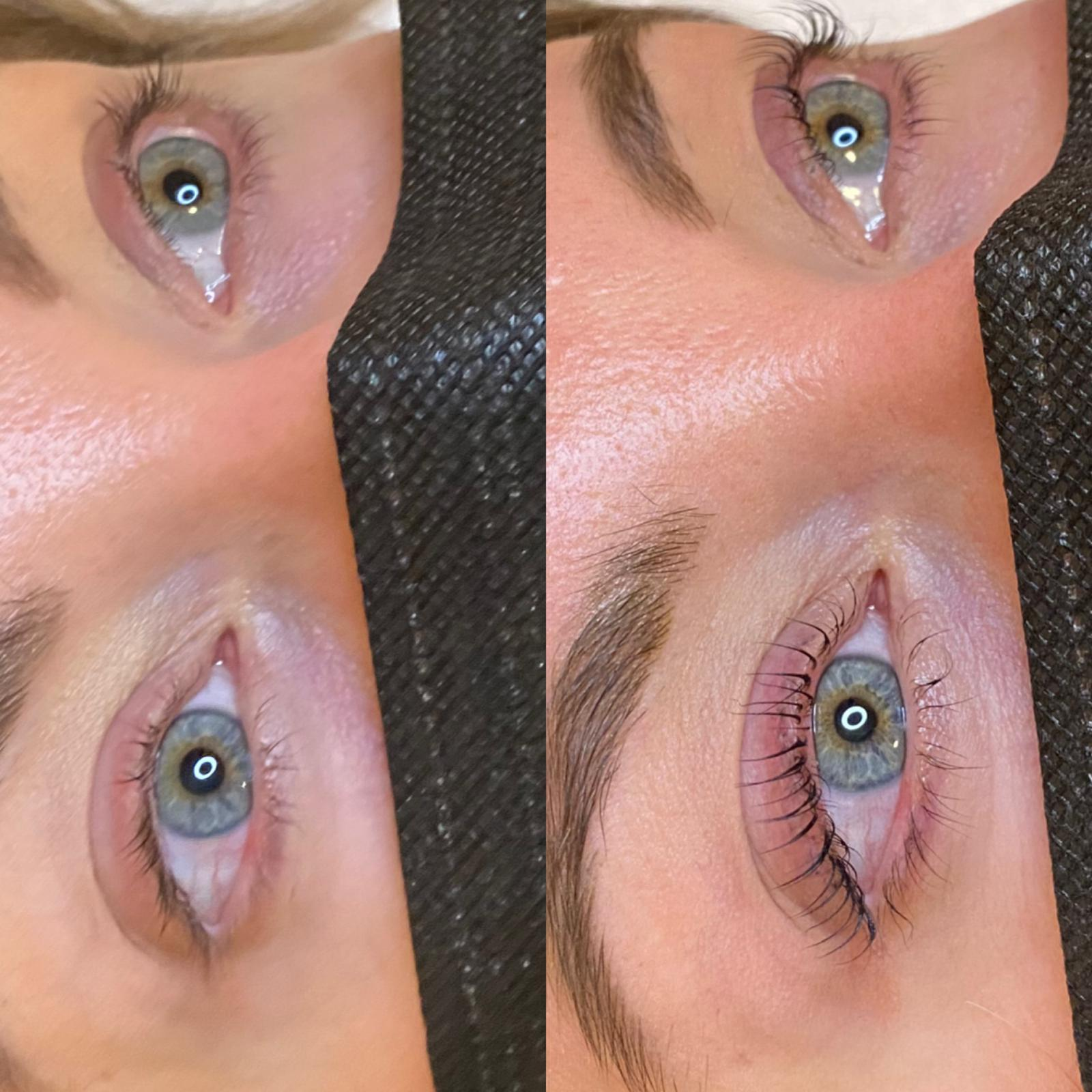 keratin lash infusion